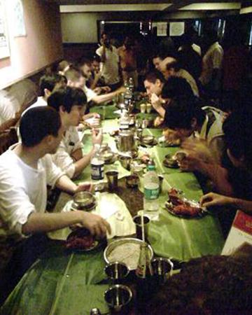 Anajappar lunch