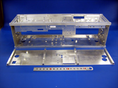 Aluminum 6061-T6 Structure